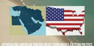 Hyphenating American Foreign Policy from Middle-Eastern politics