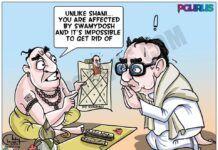 Chidambaram's kundli will be decided by Swamy