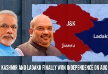 Jammu, Kashmir and Ladakh finally won independence on Aug 6, 2019