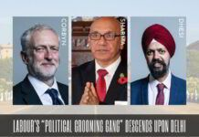 """Labour Party's """"Political Grooming Gang"""" descends upon Delhi"""