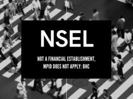 Another diabolical plot of Chidambaram and C-Company has been dismantled as Bombay High Court rules that NSEL is not a financial institution
