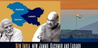 New India, new Jammu, Kashmir and Ladakh