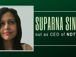 NDTV caught breaking the law on the appointment of its Editor, forced to remove Suparna Singh