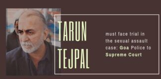 Despite trying many tricks, Tarun Tejpal will have to stand trial on the sexual assault case
