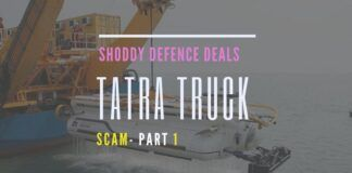 Another day, another scam involving the UPA government - The Tatra Truck scam