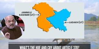 What's the hue and cry about Article 370?