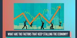 What are the factors that keep stalling the economy?