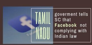 Would Tamil Nadu be the first state in India to put restrictions on how Facebook should operate?