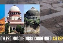 How pro-mosque lobby condemned the ASI report