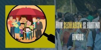 How secularism is hurting hindus