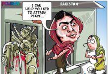 Malala, kashmir