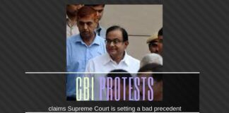 Questioning the order of the Supreme Court, the CBI has submitted to the apex court that such an order would set a very bad precedent