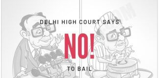 Chidambaram's application for bail denied by Delhi HC. CBI presents proof of witness tampering to the court in a sealed envelope.
