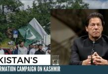 Pakistan's disinformation campaign on Kashmir and an insight into ISI-orchestrated 'protests'