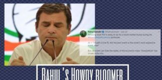 Rahul's Howdy bloomer