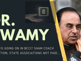 Some State Associations have not been paid by the BCCI for years yet they participate in all tournaments. Coach selection is a farce. What is the COA doing?