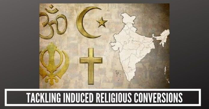 Tackling induced religious conversions