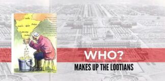 Who makes up the Lootians?