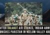 In the punitive strikes, the Indian army killed at least 6-10 Pakistani soldiers while around one dozen terrorists are also believed to have been killed in the strong retaliatory action.