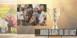 Award season for Lootians?