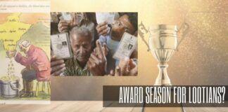 Award season for Lootians?