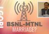 How effective will a merger of BSNL/MTNL be; what are the different angles that led to the crisis in Govt owned telecom sector where pvt companies flourished but govt owned didn't; what needs to be done to revive it, and how BSNL can play as a rate checker in the market and much more in this detailed discussion.
