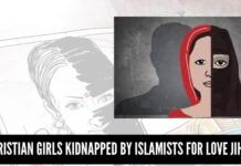 Church sees red as Christian girls kidnapped by Islamists for Love Jihad