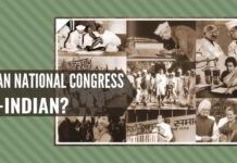 Why is the Indian National Congress un-Indian?