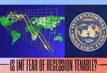 Is IMF fear of recession tenable?