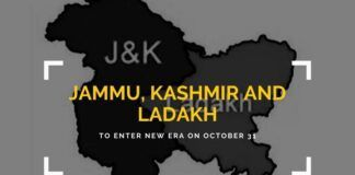 Jammu, Kashmir and Ladakh to enter new era on October 31