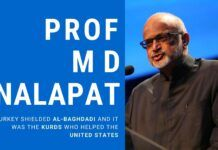 ISIS was aided, abetted and funded ISIS without realizing the setup, says Prof Nalapat. ISIS was an amorphous group where the soldiers went in and out of ISIS. How ISIS gained land in Iraq and then ran a.roaring crude oil business. A must watch!
