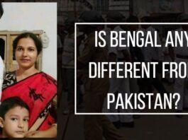 Murshidabad Slain couple's family made to confess not a jihadi massacre