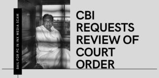 In its Review of the order of R Banumathi-led Bench on granting Chidambaram bail, the CBI has argued that there is a serious miscarriage of justice