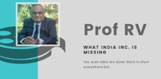 Citing the auto slowdown as an example, Prof R Vaidyanathan explains the various parameters that are affecting companies today and how they need to change course in order to stay competitive and profitable