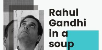 Rahul Gandhi finds himself between a rock and a hard place as far as his British citizenship is concerned