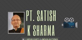 Which country first banned NaMo from visiting their shores for 10 years? Who were in power at that time? Who is in cahoots with the INC, even sending some senior ministers to campaign for RaGa in 2009? Watch this riveting discussion with Satish K Sharma...