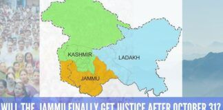 Will the politically ignored and economically marginalised Jammu finally get justice after October 31?
