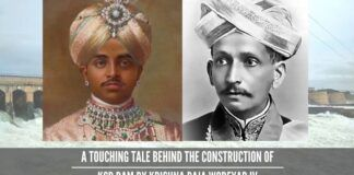 A Touching Tale Behind The Construction Of Krishna Raja Sagar Dam By Krishna Raja Wodeyar IV