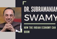 In his book Reset, Dr. Swamy suggests that the Rupee vs Dollar exchange rate be set at Rs.50 and gradually lowering it to Rs.10 over the years. How does this help the economy? An engrossing discussion...