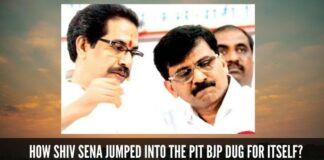 How Shiv Sena jumped into the pit BJP dug for itself?