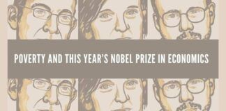 Poverty and this year's Nobel prize in economics