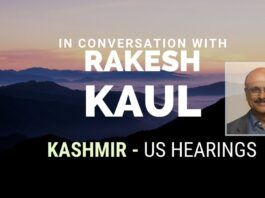 Rakesh Kaul, author and activist details the impact on the US Congressional hearings on Kashmir. What was expected to be a one-sided condemnation of India has now suddenly opened the eyes of the Indian diaspora to the similarities between the Democrats in US and the Labour in UK.