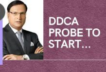 Rajat Sharma asked to continue as the DDCA president and the association has been directed to follow the orders of the Ombudsman