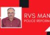Police recruitments, warts and all covered in this far-ranging conversation with RVS Mani, a retired senior Ministry of Home Affairs official. Corruption/ Nepotism and other methods are used to fill the police departments. What then leads to them becoming corrupt from the get-go is detailed.