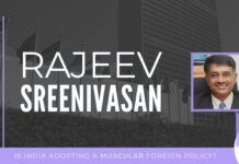 From a meek reactor, India has not hesitated to flex its muscles vis-a-vis Turkey or Malaysia for their stand on Kashmir. Rajeev Srinivasan dissects the MEA's speech and has some keen observations about the future of India's Foreign Policy.