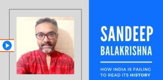 Sandeep Balakrishna, author, technologist, and editor of DharmaDispatch.in shares his thoughts on how he ended up writing the book on Tipu Sultan and his site DharmaDispatch. In-depth look at how India got conquered and the work of Kasi Vishwanath, the director of Shankarabharanam/ Sagara Sangamam/ Sargam etc.