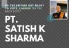 Satish K Sharma and the host discuss the importance of respecting intellectual property and the contributions of Dr. Swamy. Elections in the United Kingdom are hardly a month away and the Labour Party has not yet published its manifesto. This and more!