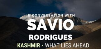 In a free-flowing conversation, Savio Rodrigues of The Goa Chronicle relates his conversations with various sections of the Kashmiri society and their fears/ expectations and needs. Savio also has a few suggestions for the Government. A must watch!