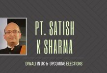 Satish Sharma thinks that with Keith Vaz being suspended for six months and Labour Party's hypocrisy becoming more and more apparent, the December 12 elections may make the UK Labour Party go the way of the Indian National Congress.