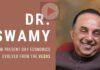 From Bhrigu-Bharadwaj classification of Varna to modern-day economics, how the Vedas laid down the path for the modern-day Economic systems, Dr. Swamy talks on the importance of designing the economy based on the needs of a country. A must watch!